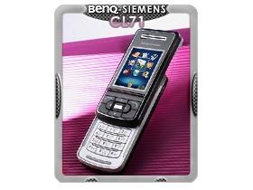 滑出大視界 BenQ-Siemens CL71 影音更寬廣