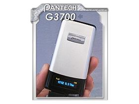 特立獨型! Pantech G3700 輕薄有新意