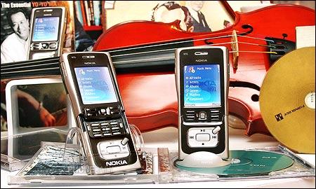 音樂巨無霸!  Nokia 旗艦 N91 重裝登場