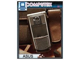 【台北電腦展】ASUS 高規皮革手機首度現身