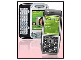 自有品牌歐洲出擊 HTC 3G 智慧雙機曝光