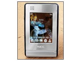 卡片機再添佳作 NEC N908 方正纖薄