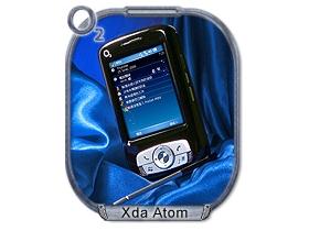 PDA 手機 O2 Xda Atom 外型、內在面面俱到