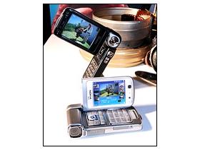 320 萬、3 倍光學變焦 Nokia N93 全力靠攏 DV