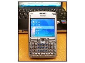 【實測】Email 高手!Nokia E61 盡收各路電郵