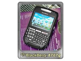 3G 黑莓! BlackBerry 8707g 一手實測