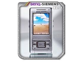 BenQ-Siemens EL71 金屬風潮冷簡交融