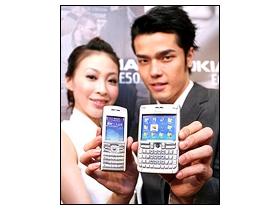 行動辦公族好幫手 Nokia E50、E61 雙劍合璧