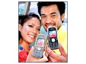 Nokia 5500 Sport 防塵、防震、防潑水