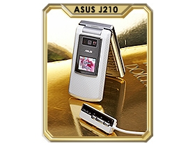 即時視訊、低調時尚 ASUS J210 再造新風采