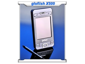 GPS 超薄新星 倚天 glofiish X500 性能總體驗