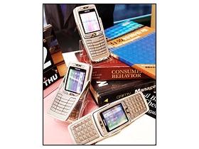 二代鱷魚機 Nokia E70 橫、直兩用高規出擊