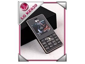 200 萬自動對焦巧克力 LG KE820 功能大躍進