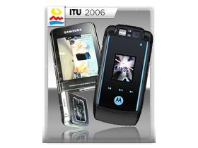 【ITU 2006】三星、MOTO、LG 新機搶先報