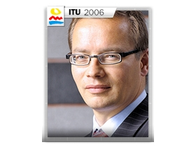 【ITU 2006】專訪 Nokia 副總裁預言通訊大未來