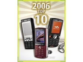 【年終排行榜】2006 年度熱門手機 10 強!