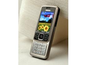 不鏽鋼直薄美型機 Nokia 6300 才貌兼備