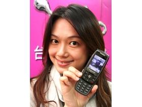 威寶 3G 搶客 Samsung Z368、威通卡同步上市