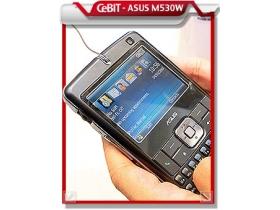 HSDPA 電郵快打!  ASUS M530W 急起直追