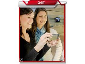 CeBIT 大盤點 怪機當道、GPS 超火熱