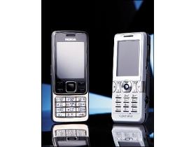 人氣機王保衛戰 Nokia 6300 vs. SE K550i