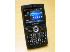 HSDPA 至尊黑傑克 Samsung i600 實測