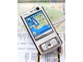 Nokia N95 快來了! 照相、GPS 重點測試