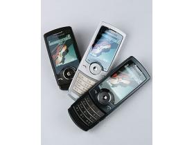320 萬 AF 超薄滑蓋 Samsung U608 三色寫真