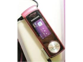 【亞洲電信展】Samsung F210 迷你 MP3 升級