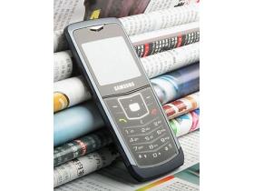 Samsung U108 實測 地表最薄 320 萬畫素!