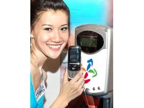 NFC 新突破! BenQ T80 全台第一門禁手機