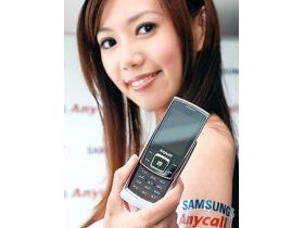 Samsung 五大新機動員令 3G、美型、音樂通吃