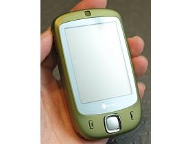新色更多感動 HTC Touch「芥末綠」魅力賞