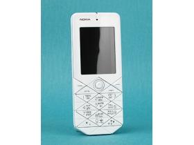 獨領風騷! Nokia 7500 Prism 純白夢幻實測