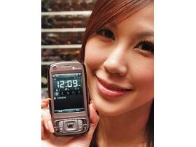 3.5G + GPS 旗艦機種 HTC TyTN II 貴氣開賣