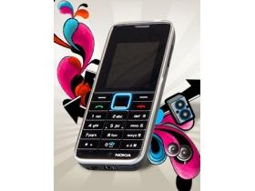 Nokia 3500 Classic 百變風格音樂機 先睹為快