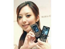Nokia 6500c、6500s 金屬雙強 魅惑上市