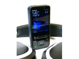 Nokia 5610 徹底評測(下):音樂、BH-604 耳機
