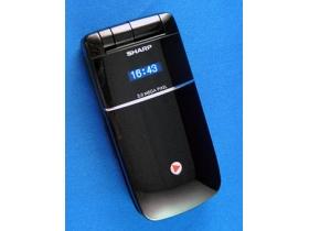 Sharp GX-T33 純日製手機 雙轉軸、拍照好功力