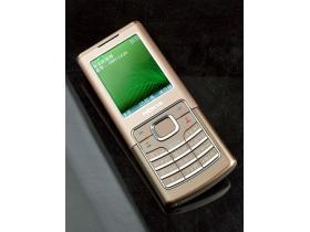 低調閃耀金屬風 Nokia 6500 classic 金色版圖賞