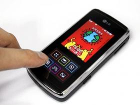 指尖的魔術師:LG KF600 新觸控 大膽「玩」手機