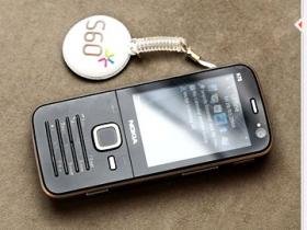 Nokia N78 台灣現身! 新版 S60 有什麼新玩意?