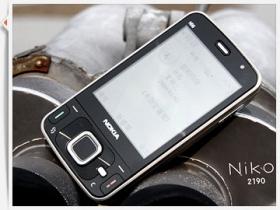 N 系十項鐵人! 率先體驗 Nokia N96 中文版