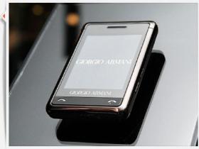 Giorgio Armani-SAMSUNG 優雅科技新典範