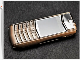 VERTU Ascent Ti 跟上潮流 升級 3G、3MP