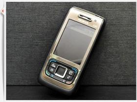 S60 專業菁英款 Nokia E65 黑潮有型有款