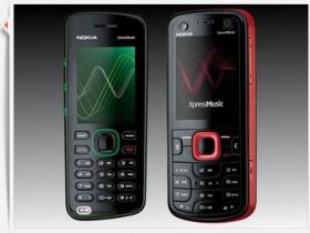 Nokia 5320、5220 XpressMusic 音樂新生亮相
