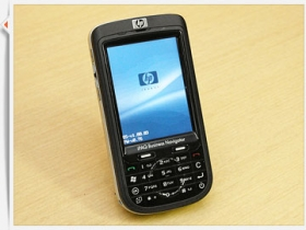 HP iPAQ 612 中文版首測 WM6 高規俗俗賣