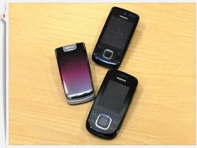 Nokia 6600 S / F、3600 Slide 超級中價潛力股
