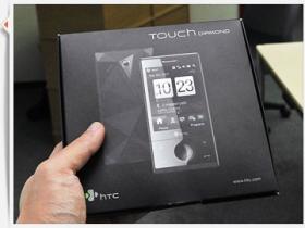 HTC Diamond 開箱試玩:更多你想知道的內幕!